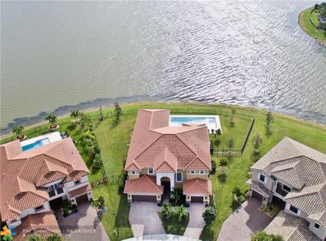 8860 Edgewater Pl, Parkland, FL 33076 (#F10172803) :: Weichert, Realtors® - True Quality Service