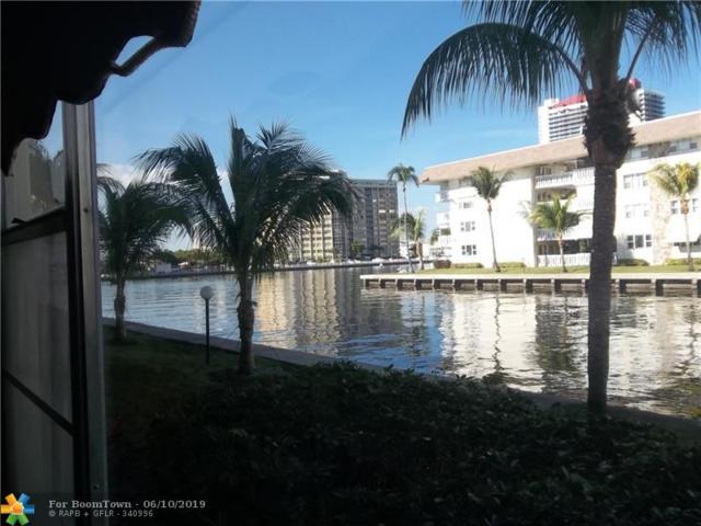 1891 S Ocean Dr #107, Hallandale, FL 33009 (MLS #F10173192) :: Berkshire Hathaway HomeServices EWM Realty