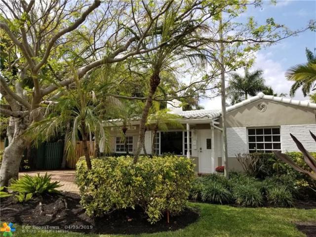 1629 NE 6th St, Fort Lauderdale, FL 33304 (MLS #F10173203) :: Laurie Finkelstein Reader Team