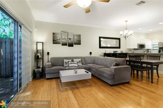835 NE 19th Ave #3, Fort Lauderdale, FL 33304 (MLS #F10173276) :: Berkshire Hathaway HomeServices EWM Realty