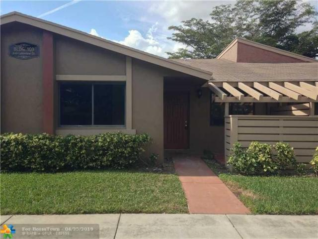 443 Lakeview Dr #5, Weston, FL 33326 (MLS #F10173364) :: United Realty Group