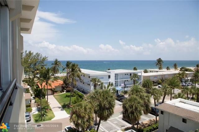 401 Briny Ave #616, Pompano Beach, FL 33062 (MLS #F10173928) :: Castelli Real Estate Services