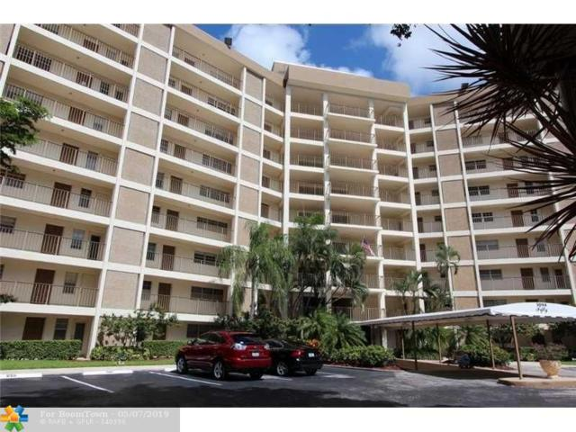 3090 N Course Dr #906, Pompano Beach, FL 33069 (MLS #F10174013) :: Berkshire Hathaway HomeServices EWM Realty
