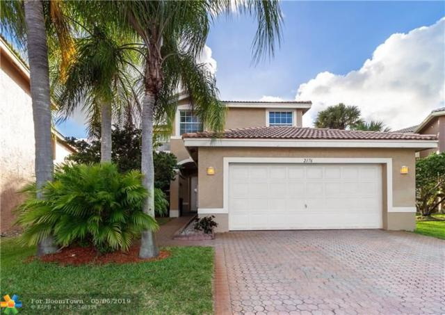 2176 SW 150th Ave, Miramar, FL 33027 (MLS #F10174139) :: EWM Realty International