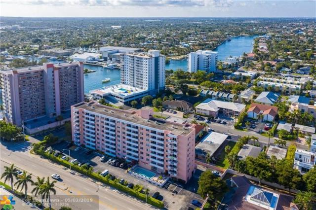 3201 NE 14th St Cswy #504, Pompano Beach, FL 33062 (MLS #F10174166) :: Green Realty Properties