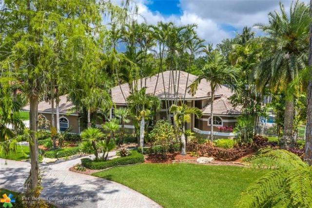 5922 NW 83rd Terrace, Parkland, FL 33067 (MLS #F10174380) :: Green Realty Properties