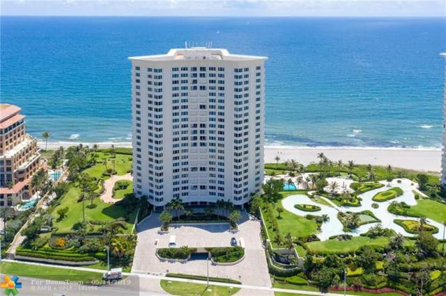 500 S Ocean Boulevard #1508, Boca Raton, FL 33432 (MLS #F10174381) :: Green Realty Properties