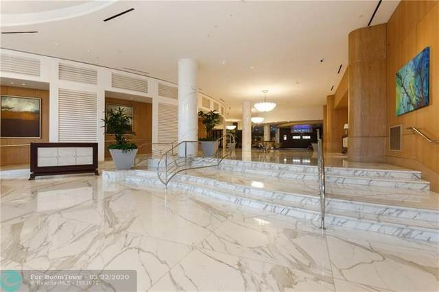 1 N Fort Lauderdale Beach Blvd #1703, Fort Lauderdale, FL 33304 (#F10174569) :: Posh Properties