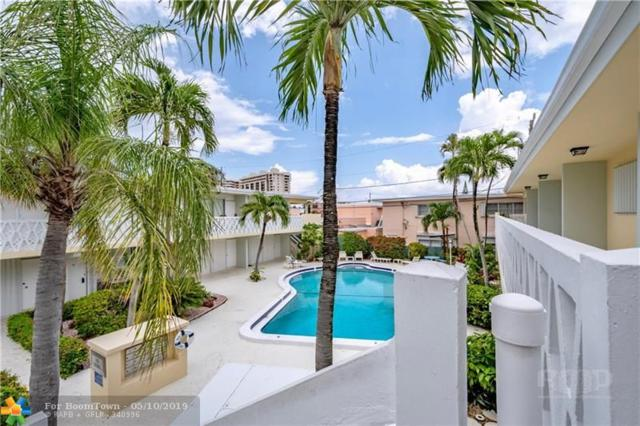 4630 Poinciana St 2J, Lauderdale By The Sea, FL 33308 (MLS #F10174875) :: GK Realty Group LLC