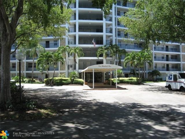 625 Oaks Dr #907, Pompano Beach, FL 33069 (MLS #F10174901) :: Green Realty Properties