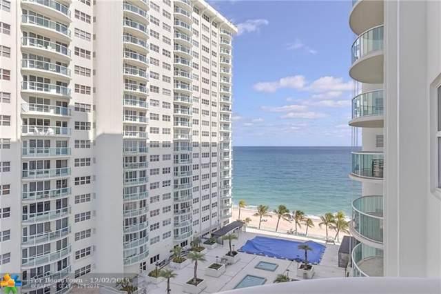 3400 Galt Ocean Dr 909S, Fort Lauderdale, FL 33308 (MLS #F10175059) :: Berkshire Hathaway HomeServices EWM Realty