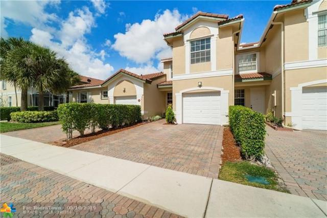 4768 NW 116th Ter #4768, Coral Springs, FL 33076 (MLS #F10175231) :: Berkshire Hathaway HomeServices EWM Realty