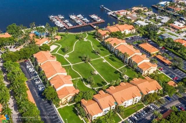 145 Yacht Club Way #211, Hypoluxo, FL 33462 (MLS #F10175314) :: Green Realty Properties