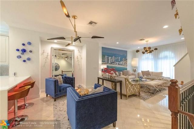 1033 NE 17th Way #704, Fort Lauderdale, FL 33304 (MLS #F10175459) :: Green Realty Properties