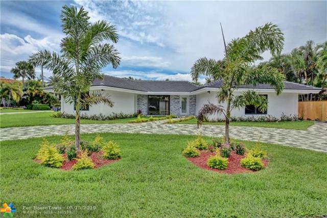 3048 NE 33rd St, Lighthouse Point, FL 33064 (MLS #F10175549) :: EWM Realty International