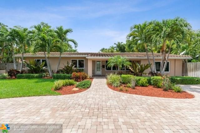2617 NE 26th Ave, Fort Lauderdale, FL 33306 (MLS #F10175641) :: The Howland Group