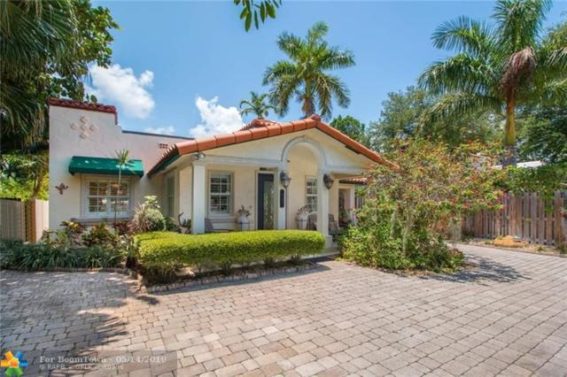 617 SE 12 TERRACE, Fort Lauderdale, FL 33301 (MLS #F10175715) :: The Howland Group