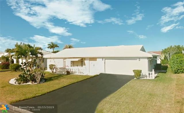 8103 NW 104th Ave, Tamarac, FL 33321 (MLS #F10175754) :: Green Realty Properties
