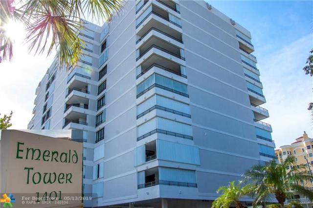 1401 S Ocean Blvd #506, Pompano Beach, FL 33062 (MLS #F10175769) :: Castelli Real Estate Services