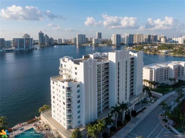18100 N Bay Rd #707, Sunny Isles Beach, FL 33160 (MLS #F10175770) :: Castelli Real Estate Services