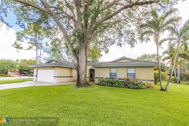 1013 NW 82nd Ter, Coral Springs, FL 33071 (MLS #F10175868) :: Green Realty Properties