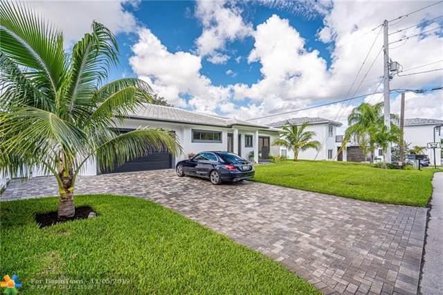 4501 SW 25th Ter, Fort Lauderdale, FL 33312 (MLS #F10176233) :: Green Realty Properties