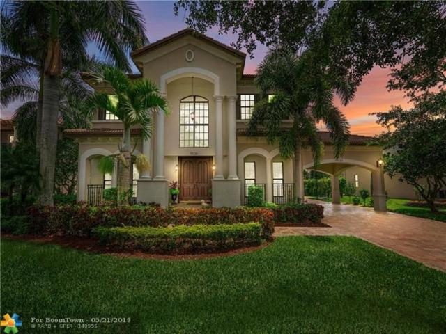 10221 Majestic Trl, Parkland, FL 33076 (MLS #F10176388) :: Green Realty Properties