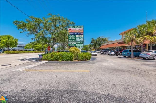 900 E Atlantic Blvd, Pompano Beach, FL 33060 (MLS #F10176581) :: Patty Accorto Team