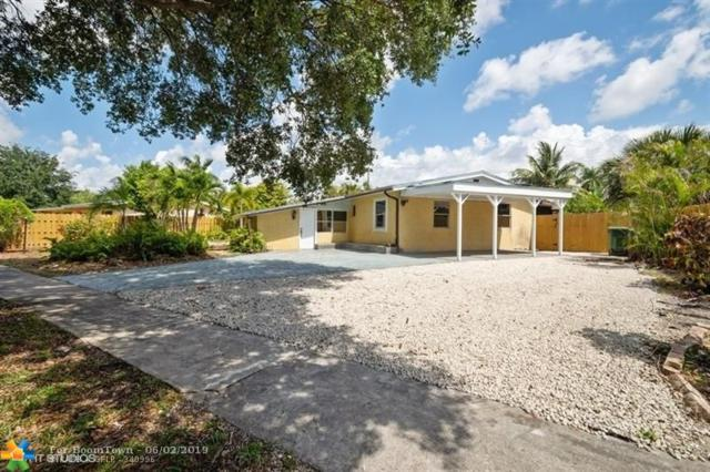 1101 NW 14th Ct, Fort Lauderdale, FL 33311 (#F10176620) :: Dalton Wade