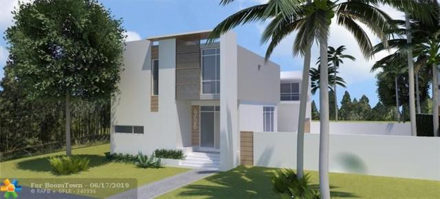 958 Jefferson St, Hollywood, FL 33019 (MLS #F10176958) :: Green Realty Properties