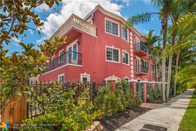 206 NE 11th Ave, Fort Lauderdale, FL 33301 (MLS #F10176979) :: Berkshire Hathaway HomeServices EWM Realty