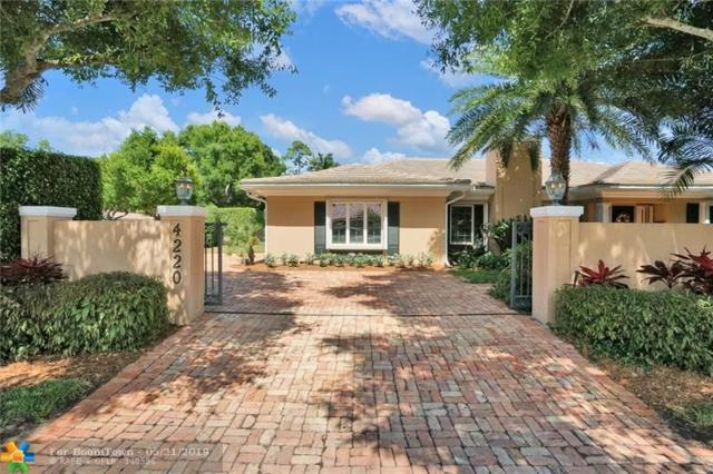 4220 NE 25th Ave, Fort Lauderdale, FL 33308 (MLS #F10177123) :: The Howland Group