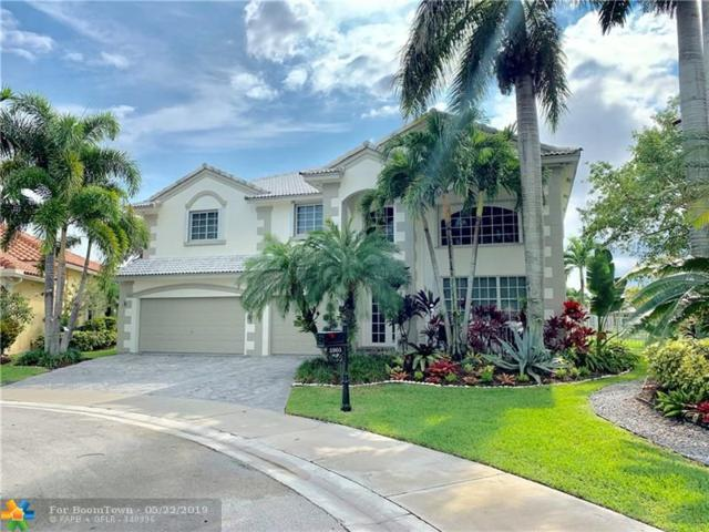 3905 Pinecrest Ct, Weston, FL 33331 (MLS #F10177307) :: Green Realty Properties