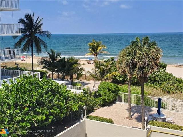 1000 S Ocean Blvd 4-O, Pompano Beach, FL 33062 (MLS #F10177378) :: Berkshire Hathaway HomeServices EWM Realty