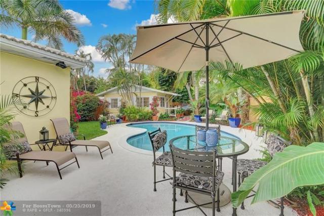 530 NE 11th Ave, Fort Lauderdale, FL 33301 (MLS #F10177395) :: Green Realty Properties