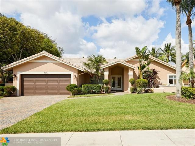 1580 NW 100th Way, Plantation, FL 33322 (MLS #F10177634) :: Green Realty Properties