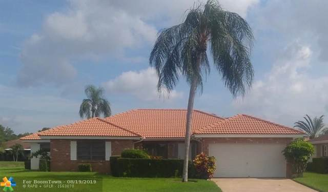 10563 S Greentrail Dr S, Boynton Beach, FL 33436 (MLS #F10177737) :: RICK BANNON, P.A. with RE/MAX CONSULTANTS REALTY I