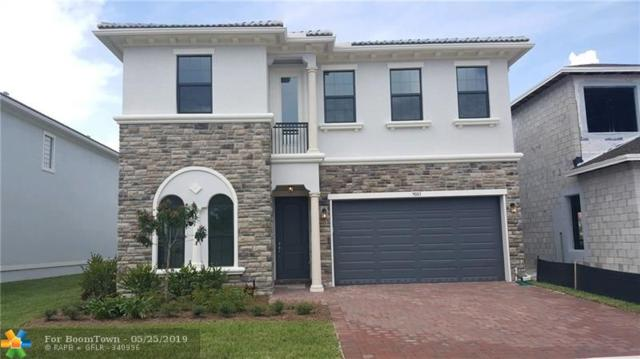 9083 NW 39th St, Coral Springs, FL 33065 (MLS #F10177765) :: The Edge Group at Keller Williams