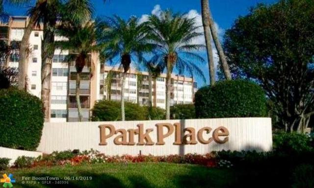 1400 Saint Charles Pl #209, Pembroke Pines, FL 33026 (MLS #F10177779) :: The O'Flaherty Team