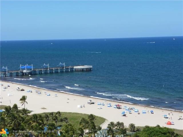 101 Briny Ave #1911, Pompano Beach, FL 33062 (MLS #F10177867) :: Castelli Real Estate Services