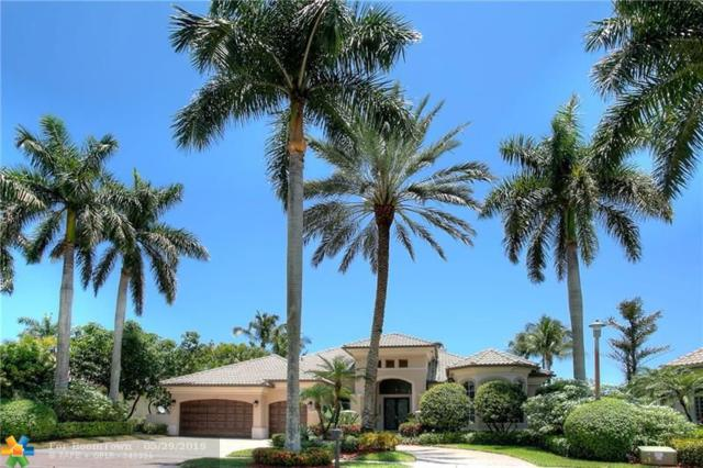 10420 Golden Eagle Ct, Plantation, FL 33324 (MLS #F10178096) :: Green Realty Properties