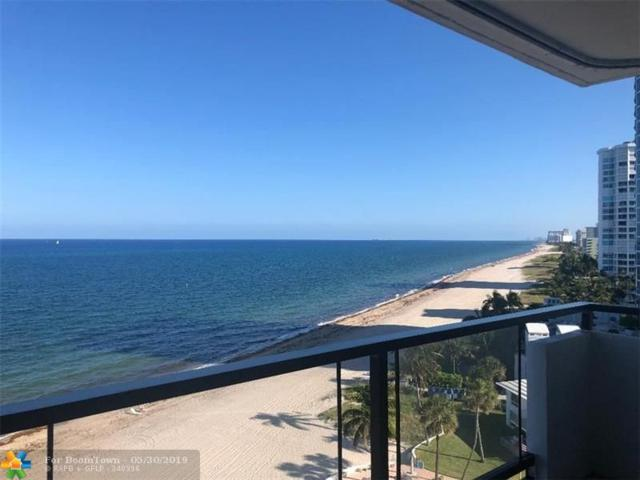 1500 S Ocean Blvd #905, Pompano Beach, FL 33062 (MLS #F10178272) :: The Edge Group at Keller Williams