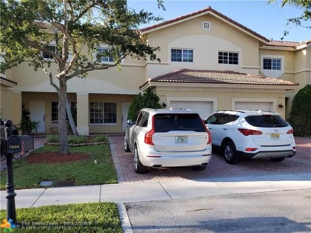 7659 N Stonecreek Cir #7659, Hollywood, FL 33024 (#F10178313) :: Weichert, Realtors® - True Quality Service