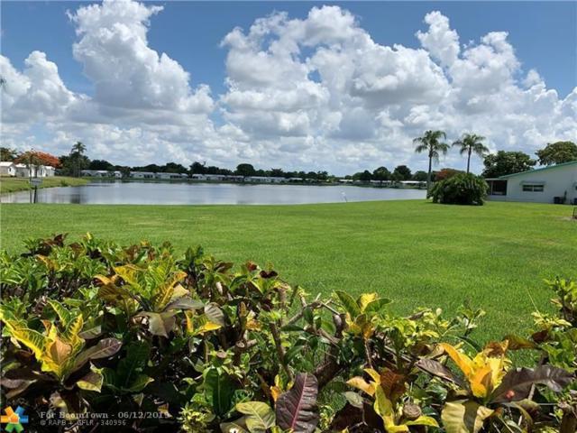 8721 NW 11th St #8721, Plantation, FL 33322 (MLS #F10178371) :: EWM Realty International