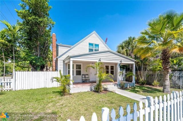 501 NE 2nd Ave, Fort Lauderdale, FL 33301 (MLS #F10178374) :: Green Realty Properties