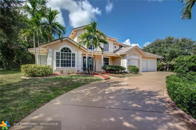 11550 NW 21st St, Plantation, FL 33323 (MLS #F10178668) :: The Paiz Group