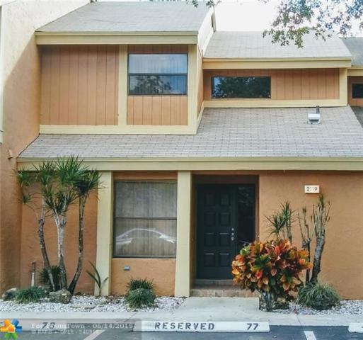 2119 NW 45th Ave #2119, Coconut Creek, FL 33066 (MLS #F10178699) :: EWM Realty International