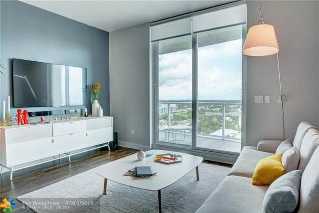 315 NE 3rd Ave #1408, Fort Lauderdale, FL 33301 (MLS #F10178716) :: Castelli Real Estate Services