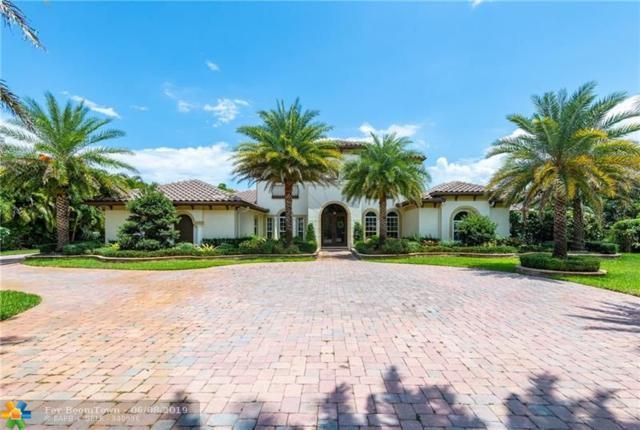 14200 S Jockey Cir S, Davie, FL 33330 (MLS #F10178918) :: Green Realty Properties