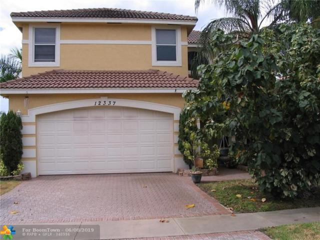 12337 NW 26th St, Coral Springs, FL 33065 (MLS #F10179046) :: Green Realty Properties